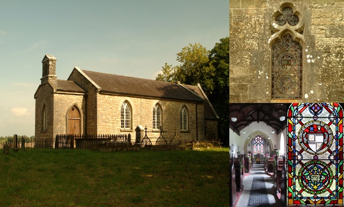 Fenagh: Saint Catherine's Church (Fenagh)