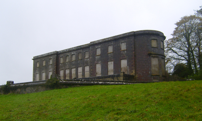 Askeaton: Curragh Chase House
