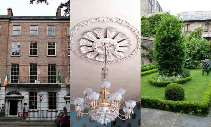 Limerick: The Georgian House and Garden, 2 Pery Square