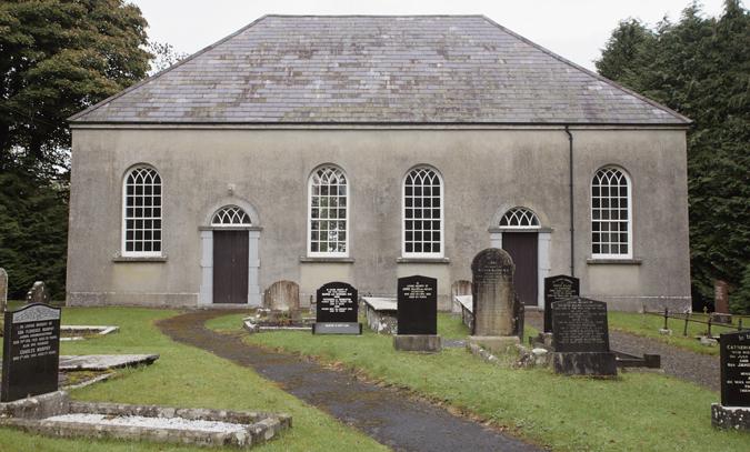 Corboy Upper: Corboy Presbyterian Meeting House