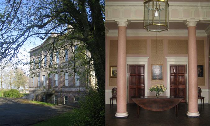 Grangebellew: Rokeby Hall