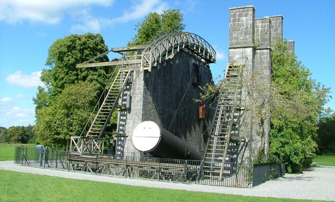 Birr: Birr Castle Observatory