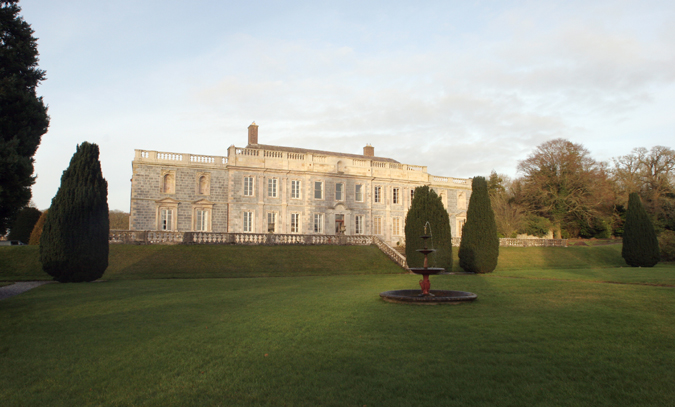 Shinrone: Gloster House and Gardens