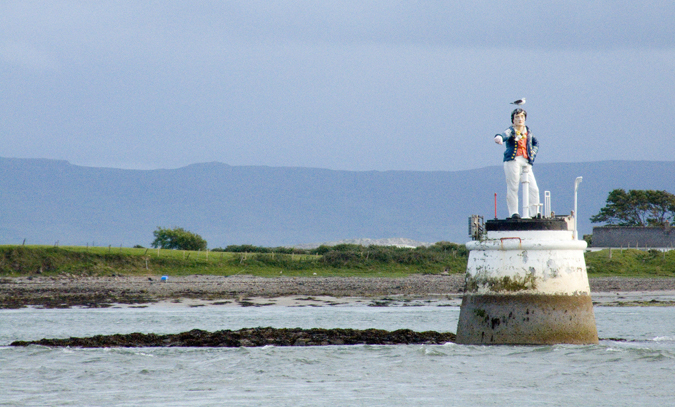 Rosses Point: The Metal Man