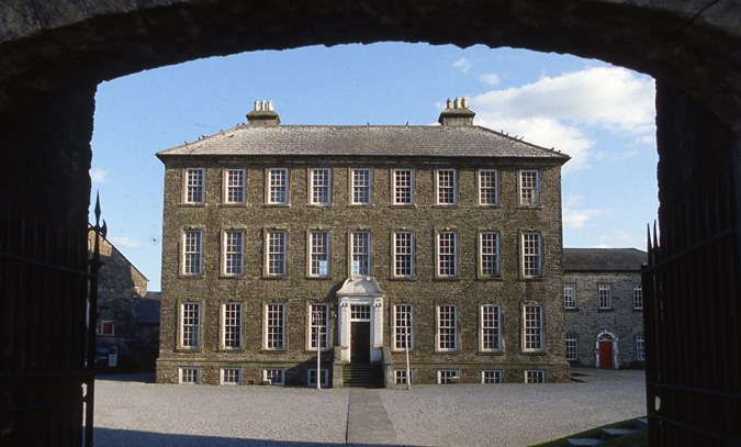 Roscrea: Damer House