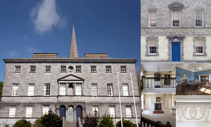 Waterford: Waterford Bishop's Palace