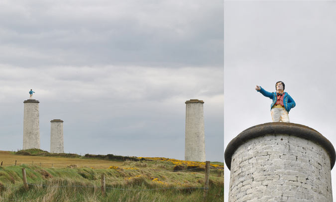 Tramore: Metal Man Tower