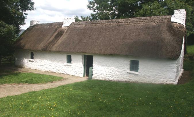 Knockanarrigan: Dwyer-McAllister Cottage