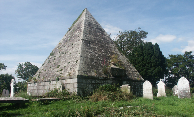 Arklow: Howard Mausoleum