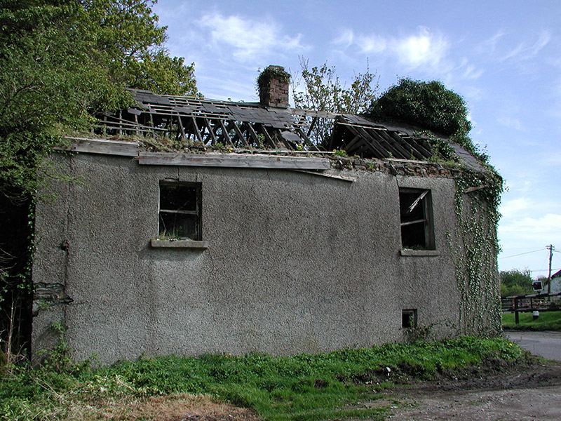 Former lock keeper's house