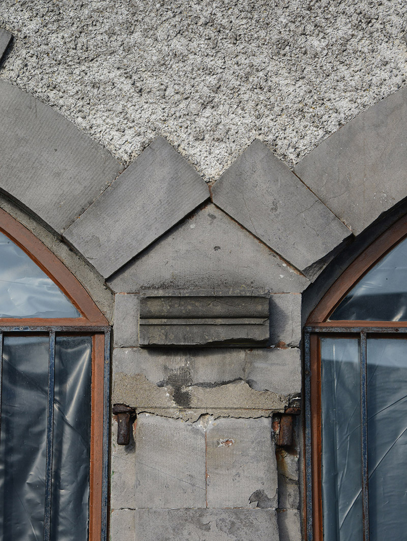 Detail of openings and fittings.  Photography by James Fraher