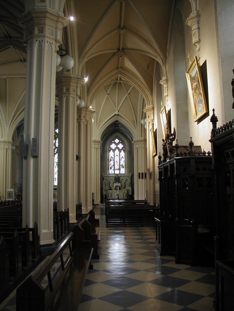 View of interior.
