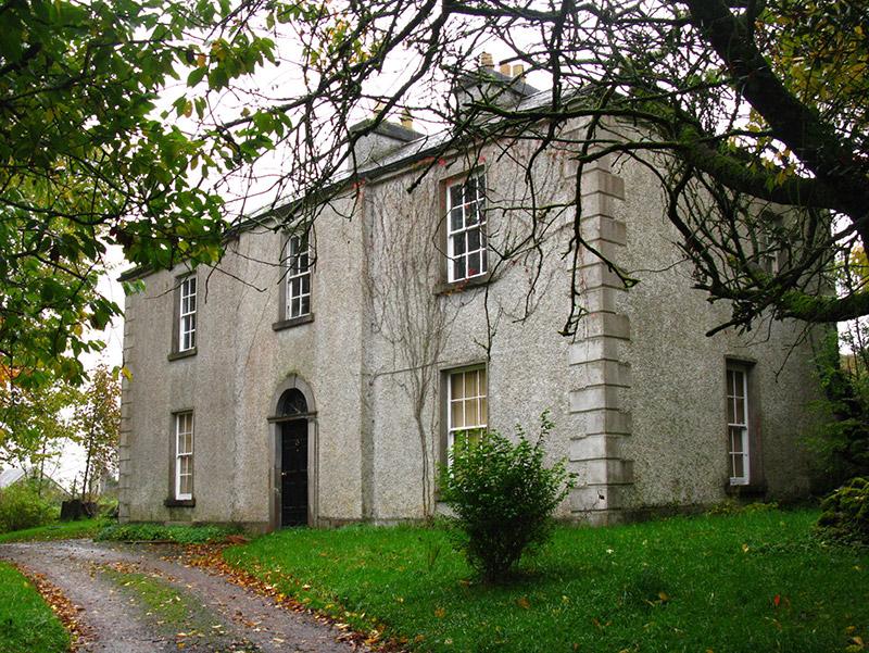 Representative view of farmhouse.