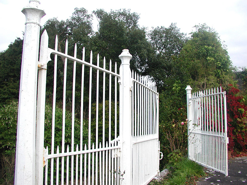 Railings and Gate