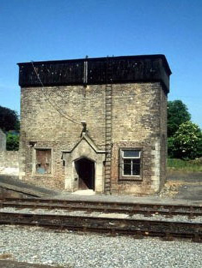 Athy Railway Station - Water Tower, Church Road,  ATHY, Athy,  Co. KILDARE