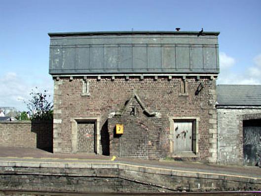 Sallins (and Naas) Railway Station, OSBERSTOWN, Sallins,  Co. KILDARE