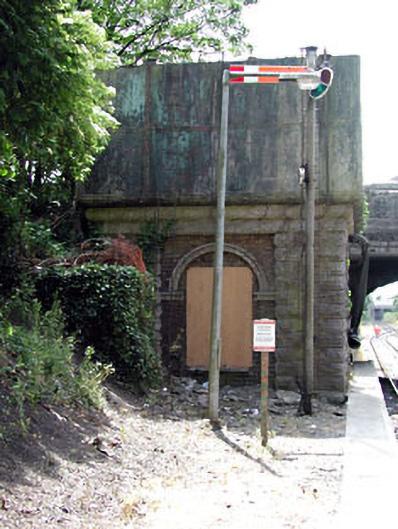 Enfield Railway Station, POSSECKSTOWN, Enfield,  Co. MEATH
