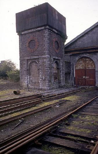 West Station, Magazine Road,  RANELAGH, Athlone,  Co. WESTMEATH