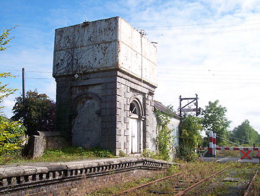 Moate Railway Station, Station Road,  AGHANARGIT, Moate,  Co. WESTMEATH