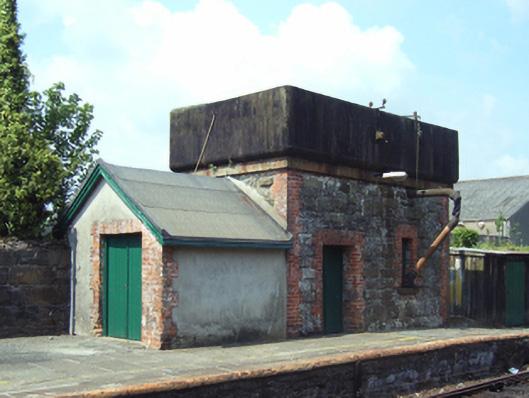 Gorey Railway Station, GOREY CORPORATION LANDS, Gorey,  Co. WEXFORD