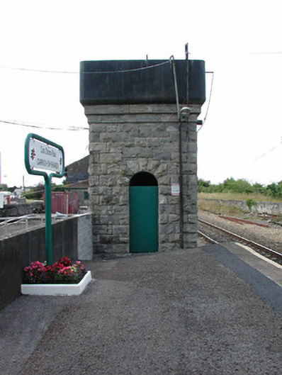 Carrick-on-Shannon Railway Station Water Tower, CORTOBER, Carrick-on-Shannon,  Co. ROSCOMMON