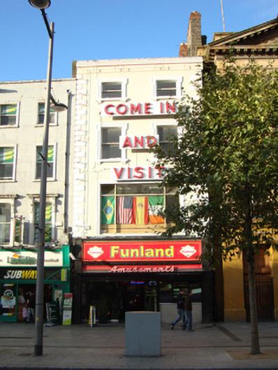 Funland casino dublin internet gambling ban