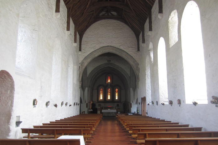Ballintubber Abbey 10 – Interior