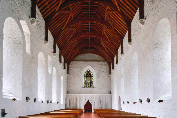 Ballintubber Abbey 11 – Interior