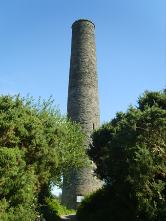 Crimean Monument, Ferrycarrig, County Wexford 02 - August 2007