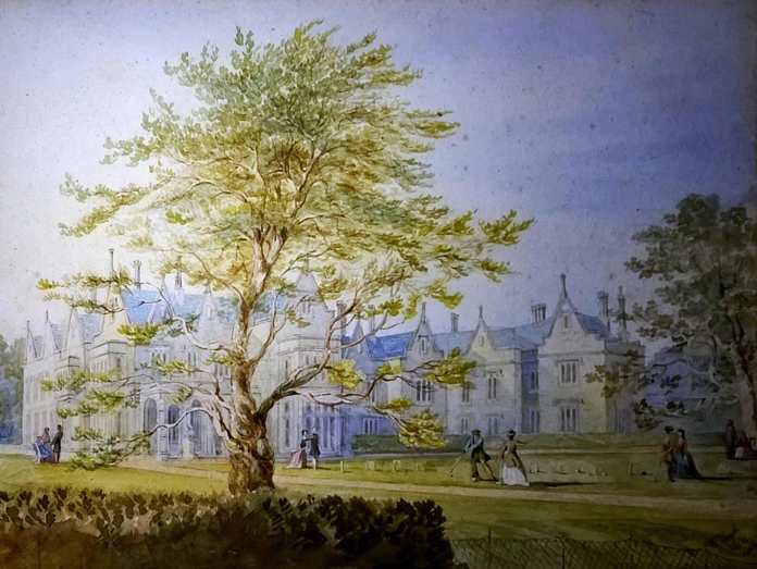 Lisnavagh House, Carlow 06 - William Smyth (May 1864)