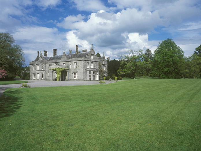 Lisnavagh House, Carlow 10 - Setting