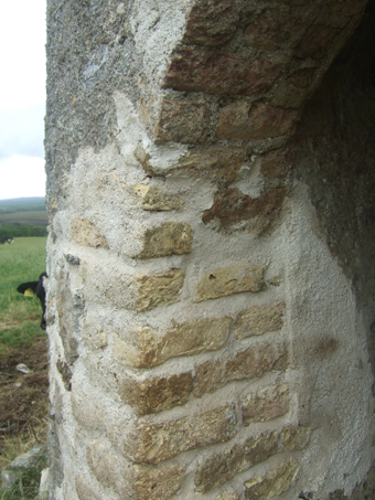 The Tower on Mullagh Hill, Tullamore 08 - Repaired Doorcase