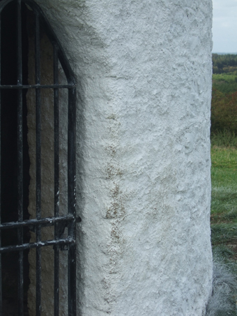 The Tower on Mullagh Hill, Tullamore 09 - Repaired Doorcase
