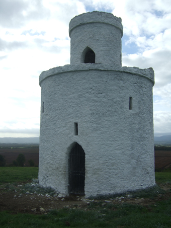 The Tower on Mullagh Hill, Tullamore 10 - October 2014