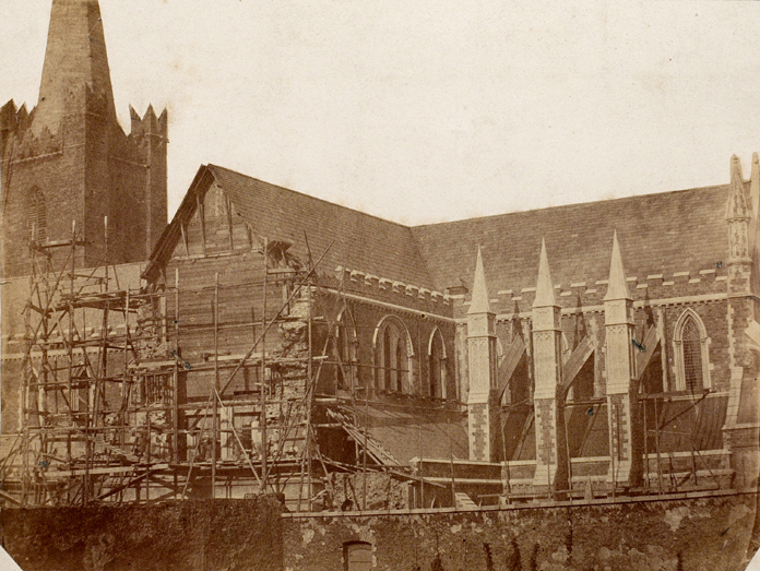 Saint Patrick's Cathedral, Dublin 04 – South Transept (1863) by Canon Ralph Sadl