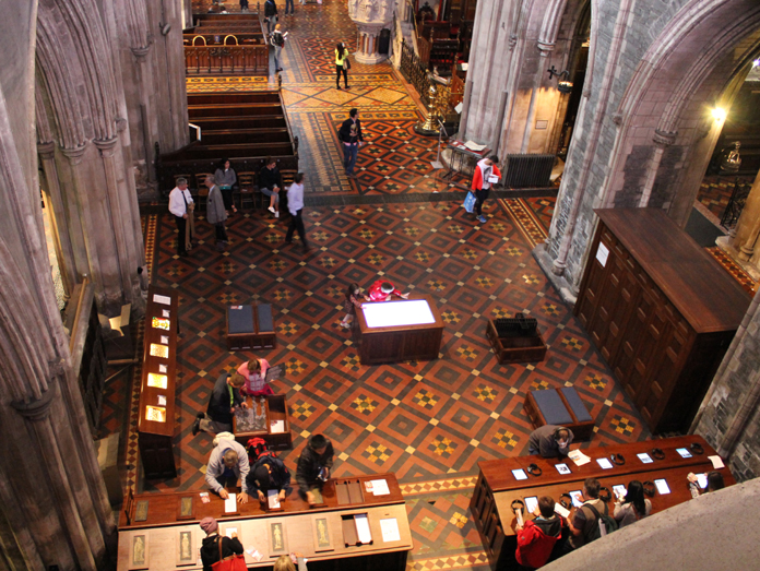 Saint Patrick's Cathedral, Dublin 10 – Discovery Space