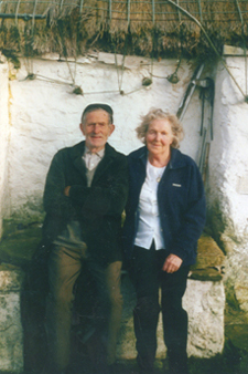 Thatched House, Lenankeel 11 - Michael and Frances (2009)
