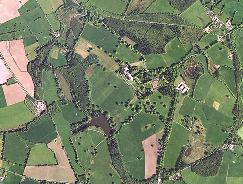 Small aerial image