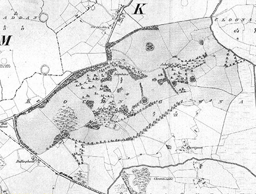 Small map image